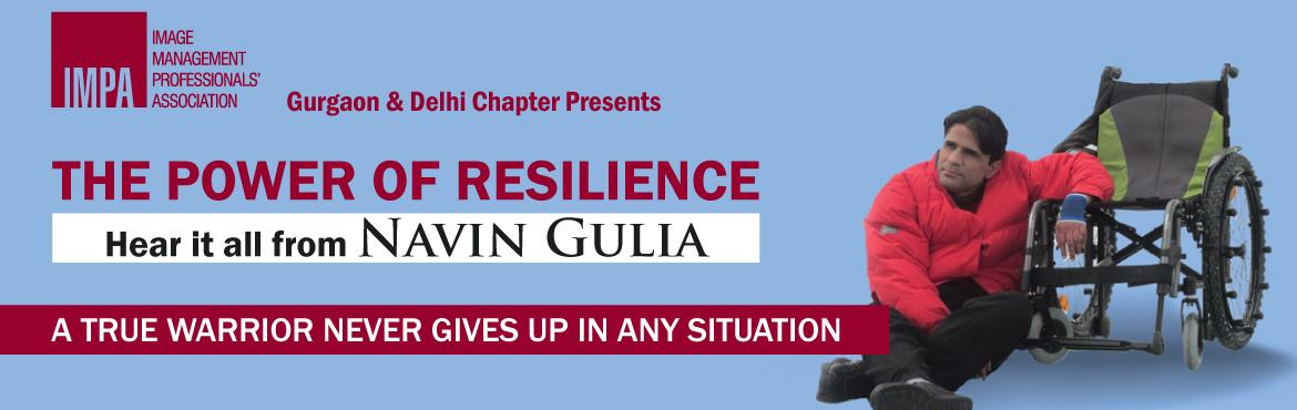 IMPA Delhi and Gurgaon chapter talk with Navin Gulia
