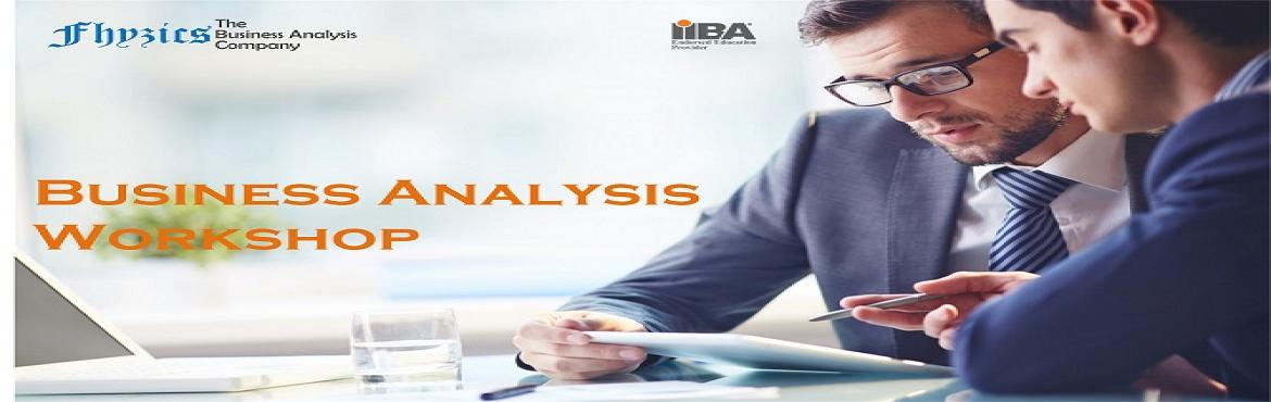 Book Online Tickets for Business Analysis Evening - Chennai, Chennai. Fhyzics is an Endorsed Education Provider (EEP™) of International Institute of Business Analysis (IIBA®), Canada. Fhyzics conducts the Business Analysis Evening program to give an overview of CBAP® / CCBA® / ECBA certifications. For