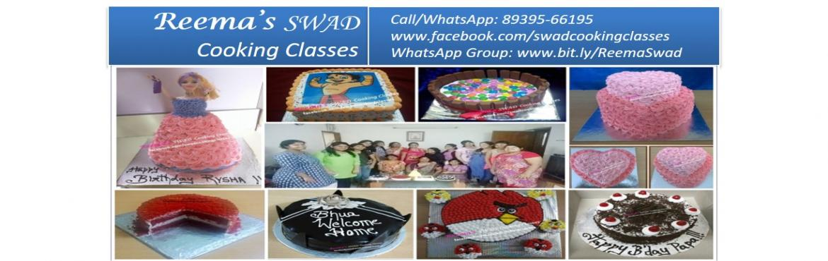 Cake Baking and Frosting Workshop - Weekend