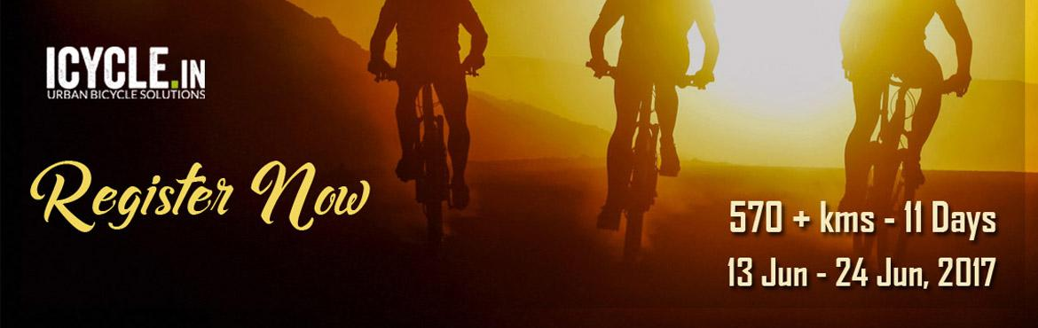 Book Online Tickets for GREAT HIMALAYAN CHALLENGE - SPITI VALLEY, Bengaluru. GREAT HIMALAYAN CHALLENGE – SPITI VALLEY   As will all ICYCLE.in certified events, the ride offers complete support for the cyclists, including, meals, accommodation, mechanic support, support vehicle, first-aid and basic refreshments. The cost