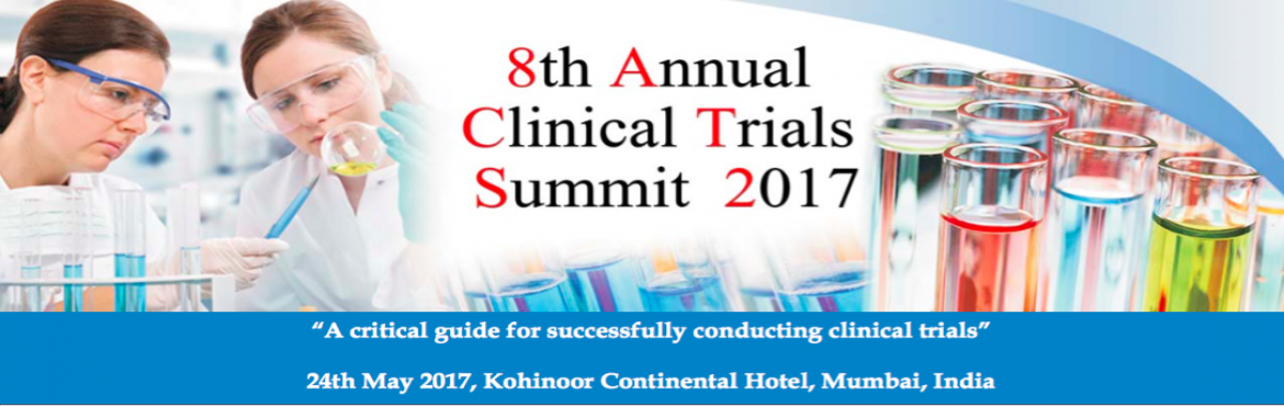 8th Annual Clinical Trials Summit 2017