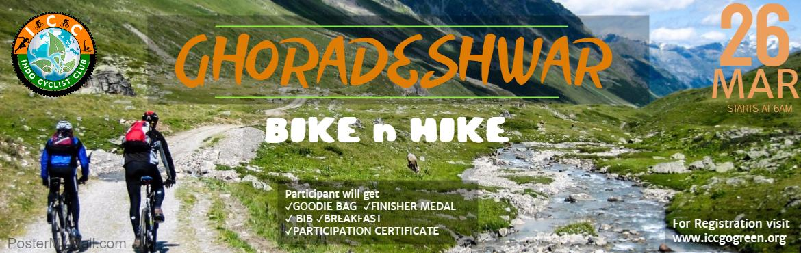 Ghorwadeshwar Hike and Bike