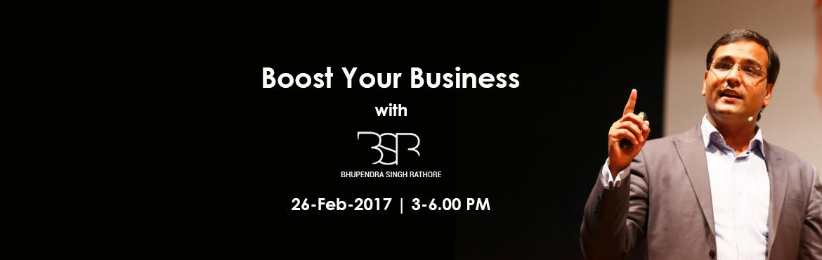 Boost Your Business With BSR-Indore