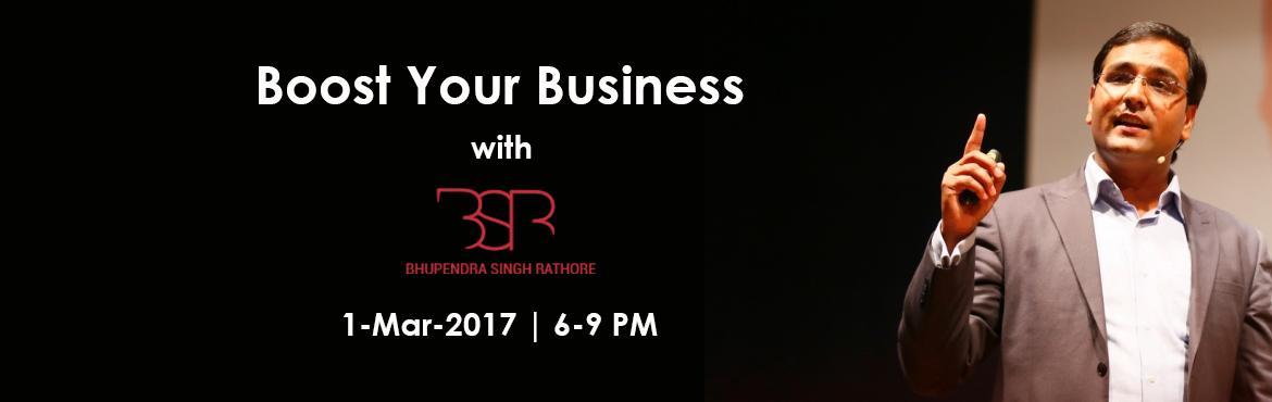 Boost Your Business With BSR-Mumbai