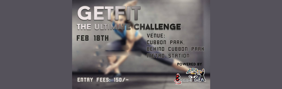 GetFit The Ultimate Challenge