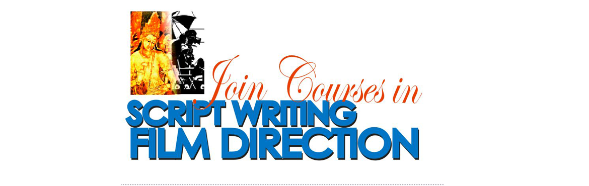Book Online Tickets for FILM WORKSHOP ON DIRECTION AND SCRIPT WR, Mumbai. 3 days Film MakinG workshop on Film Direction and Writing o 14th to 16th February 2017 10 am to 6pm at MarineLine Mumbai2 Learn How to Write screenplay and Film Making art! The acute knowledge of Filmmaking tool for Director is not just essential sci