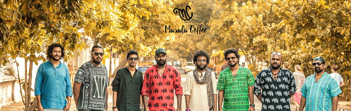 Book Online Tickets for  Deepwoods 2017 - MASALA COFFEE LIVE  , Chennai. We at Deepwoods never fail to surprise and are ever willing to try out new and quirky combinations, which is exactly what brings MASALA COFFEE to mesmerise us with their unique genre of Indian folk, pop and rock. Masala Coffee has dished out a deligh