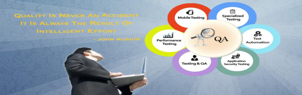 Book Online Tickets for Software Testing Seminar, Pune.  Manual Testing Fundamentals Mobile Apps Testing Responsive Web Testing   By Tejal    Reserve Your Seat Now!!!