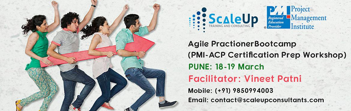 PMI Agile Certified Practitioner (PMI-ACP) Certification Training, Pune - March 2017