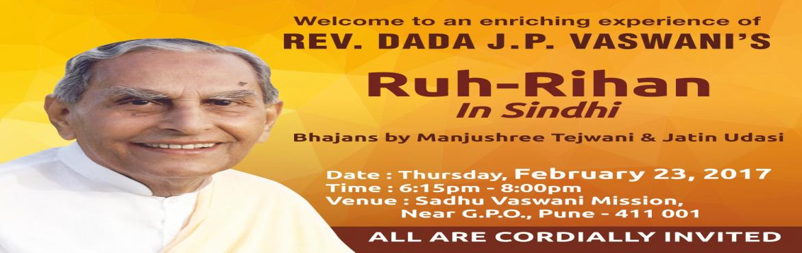 Sindhi Nite with Dada J.P. Vaswani - 23rd Feb. 2017
