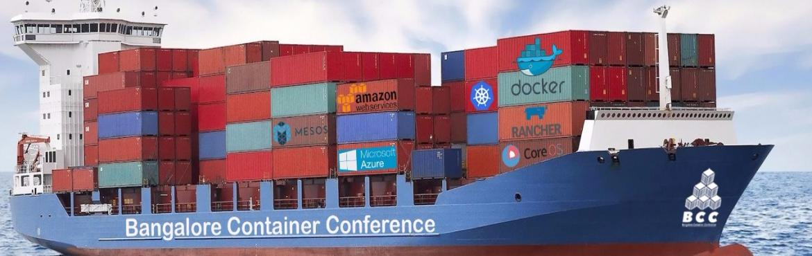 """Book Online Tickets for Bangalore Container Conference 2017, Bengaluru. Bangalore Container Conference 2017 (BCC \'17) is the first conference on container technologies in India. Organizations are increasingly adopting containers and related technologies in production. Hence, the main focus of this conference is """"C"""