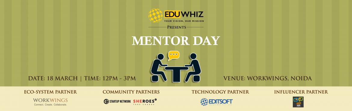 Mentor Day with Eduwhiz