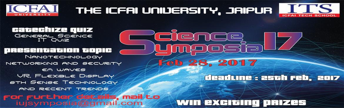 Science Symposia 17