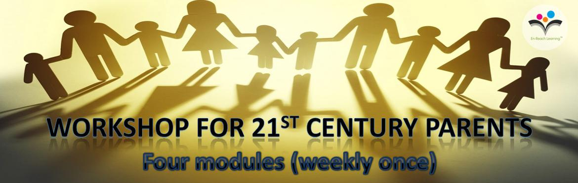 Book Online Tickets for Workshop for 21st Century Parents, Pune. Are you facing the problem that \