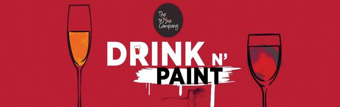 Book Online Tickets for Drink N Paint, Gurugram. Toast your glasses and discover a new creative style of drinking! Combine cocktails of fine drinks with paint and canvas for an unparalleled experience, ending in a pleasant hangover of a newfound talent in you.   Come along with your frien