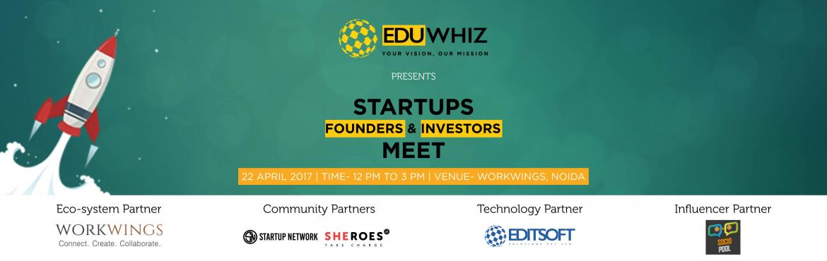 Startups Founders and Investors Meet 3.0