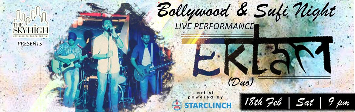 EkTal Live Band Performing at The Sky High - Powered by StarClinch