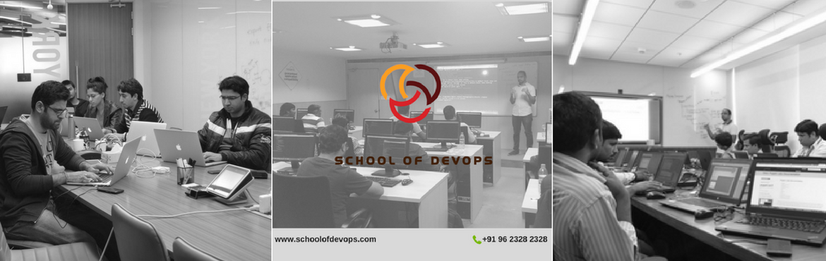 Book Online Tickets for Test Driven Development (TDD) and Refact, Bengaluru.      Course Objectives Objective of this course is to introduce students Chef fundamentals, Infrastructure as a Code. To make them familiar with the core concepts, and help getting started expressing solutions to thier own infrastructrure management