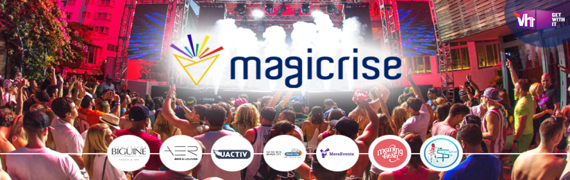 Book Online Tickets for Magicrise Uno, Mumbai.   Magicrise is a morning party that will make you feel healthy and energetic to start your day with a lot of enthusiasm. Magicrise is here to build a community of people who love the morning freshness and energy. Come join us to find the best of your