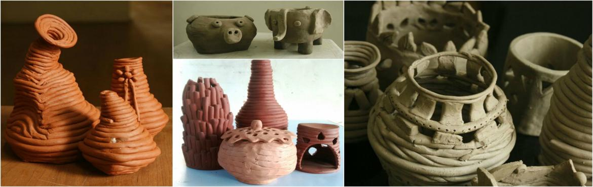 Play With Clay - Pottery Making
