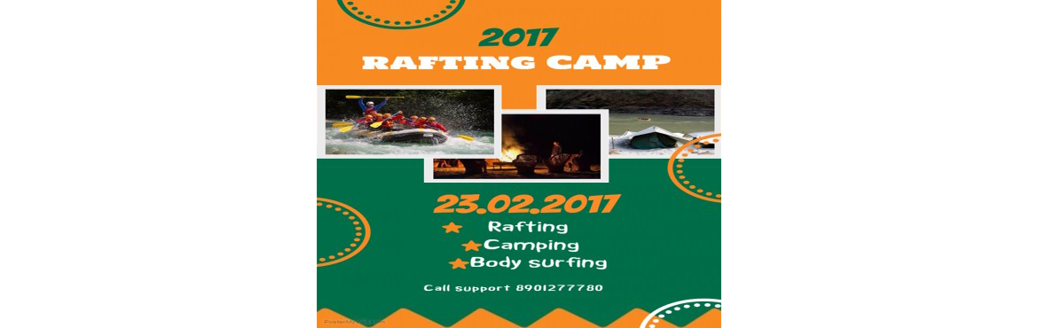 Book Online Tickets for Rafting And Camping Trip To Rishikesh, Chandigarh. The event itineray is as follow Day 1: passenger will be picked up from tribune chowk chandigarh at 7:00am on 23rd feb and will start the journey to rishikesh which is about 4-5 hour drive. After reaching there we will be staying at a beach camp and