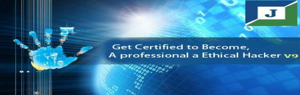 Book Online Tickets for CEH V9 Online Training at Jagsar Interna, Hyderabad.   Certified Ethical Hacker CEH v9 certification course was developed with an intention to attest the capability of network security or computer professionals. Once the student sufficient knowledge and exposure in troubleshooting techniques and adequa