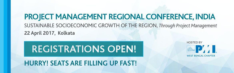 PMI India Project Management Regional Conference, 2017 | Kolkata