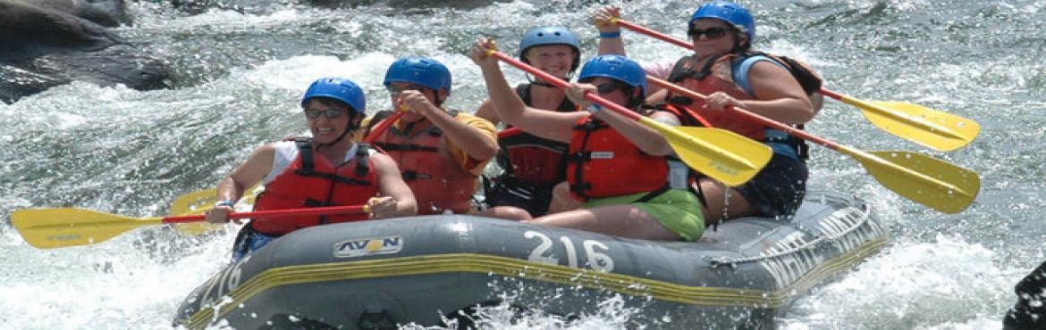 Book Online Tickets for Rishikesh Water Rafting and Bungee Jumpi, Mumbai.   Hello Mates,    HappyMates brings most adventurous travel trip combined for you. where on first 2 days we will be in adventure hub of India to enjoy white water rafting and Bungee jumping , Next 2 day in high hills of Lansdowne town.