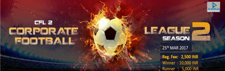 CFL 2 (Corporate Football League) - Season 2