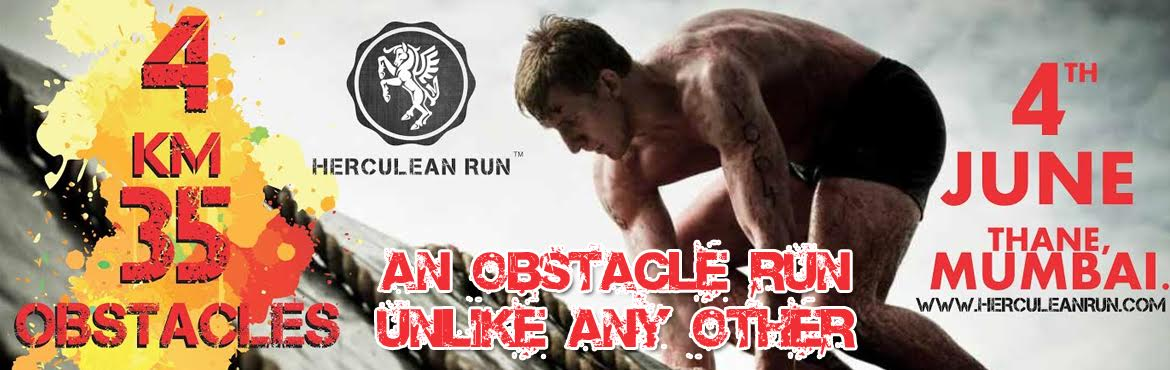 Herculean Run  Worlds second largest Obstacles Series