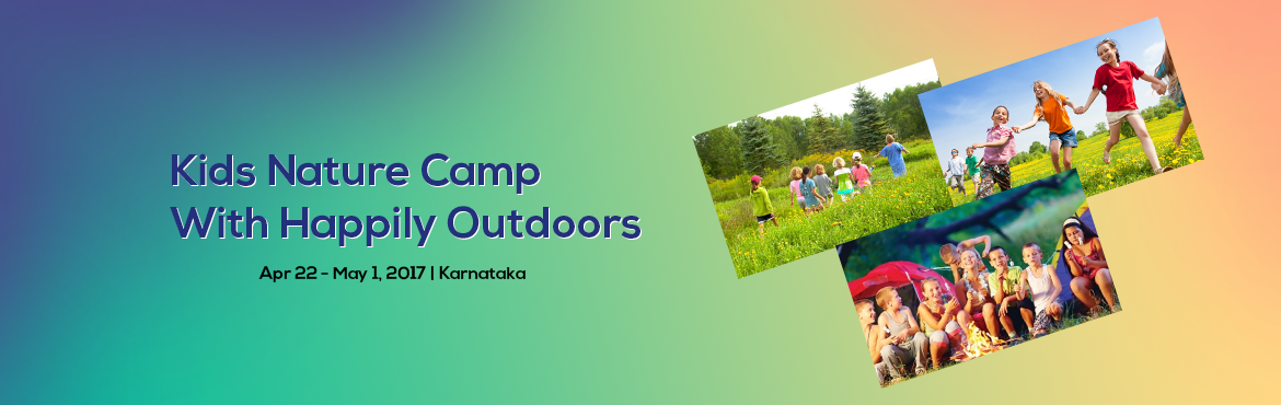 Kids Nature Camp With Happily Outdoors