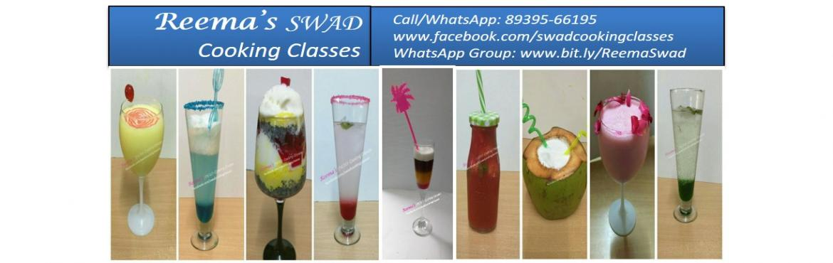 Book Online Tickets for Mocktail Workshop, Chennai. Reema\'s Swad Cooking Classes schedules tasty Mocktails and Thickshake Workshop ~~~~~~~~~~~~~~This workshop includes: ~Lady Lipp/Pink Lady ~Blue Lagoon ~Pinacolada ~Green Temptation ~Orange Blossom ~Fruit Punch ~Mango Strawberry Punch ~Coconut Punch
