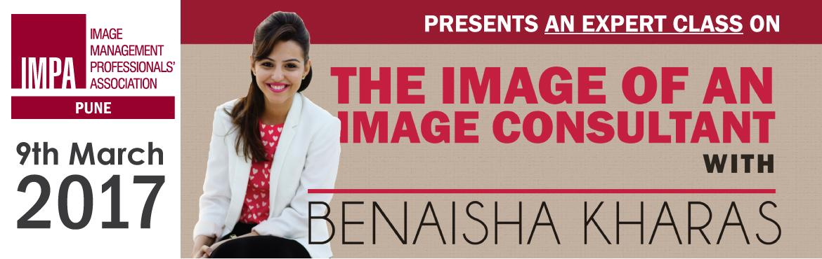 The Image of an Image Consultant - Expert Class, Pune
