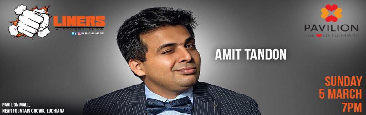Punchliners: Amit Tandon Live at Pavilion Mall, Ludhiana