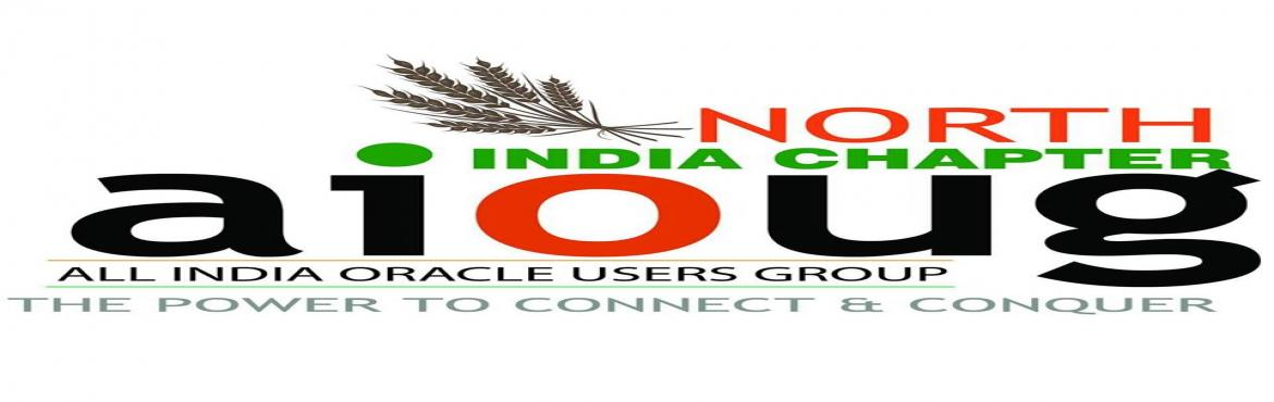 AIOUG NORTH INDIA CHAPTER - BIG DATA DAY
