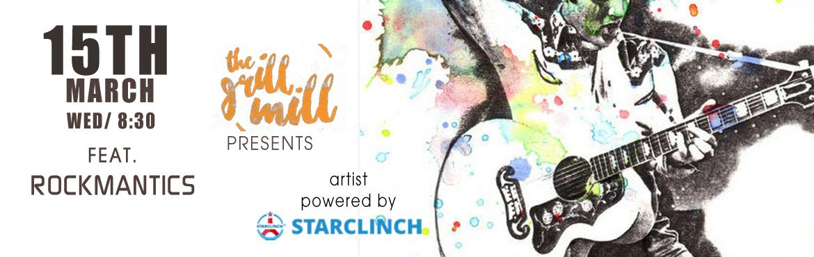 Rockmantics Acoustic Solo Live at The Grill Mill - Powered by StarClinch
