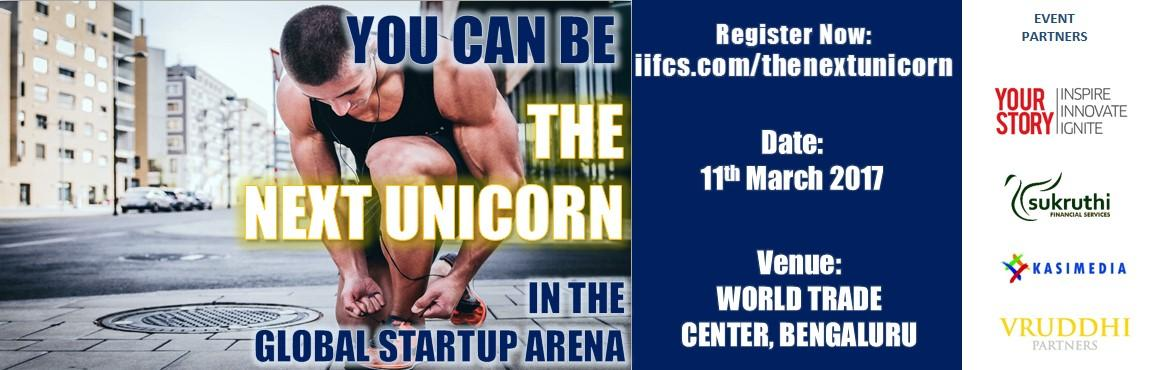 "Book Online Tickets for THE NEXT UNICORN - Startup and Entrepren, Bengaluru. What is the workshop about?     ""The Next Unicorn"" is a unique workshop wherein the startups and prevailing entrepreneurs are introduced and educated about the significance of Business Model for a successful business. It also gives t"