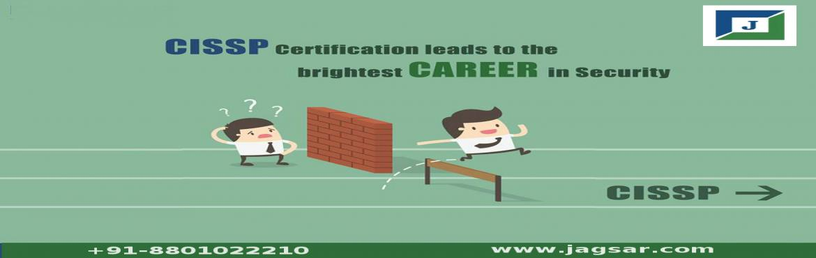 Book Online Tickets for CISSP Online Training Certification in H, Hyderabad.  About CISSP Certified Information Systems Security Professional (CISSP) is an autonomous information security certification and is governed by International Information Systems Security Certification Consortium (ISC)2.  CISSP certificati