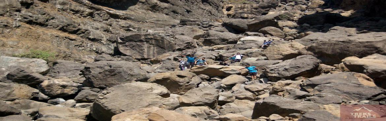 Sandhan Valley Trek on 18th 19th March 2017