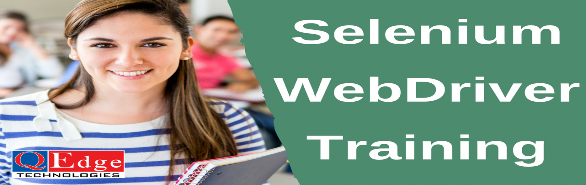 Book Online Tickets for Selenium Training in Hyderabad, Hyderabad. Selenium Training in Hyderabad provided by Mr.Suresh Babu with 15+ years of Real-time Experience in Software Testing Services. We provide affordable Selenium training which aims to provide designed knowledge and skills to lead to become a succes