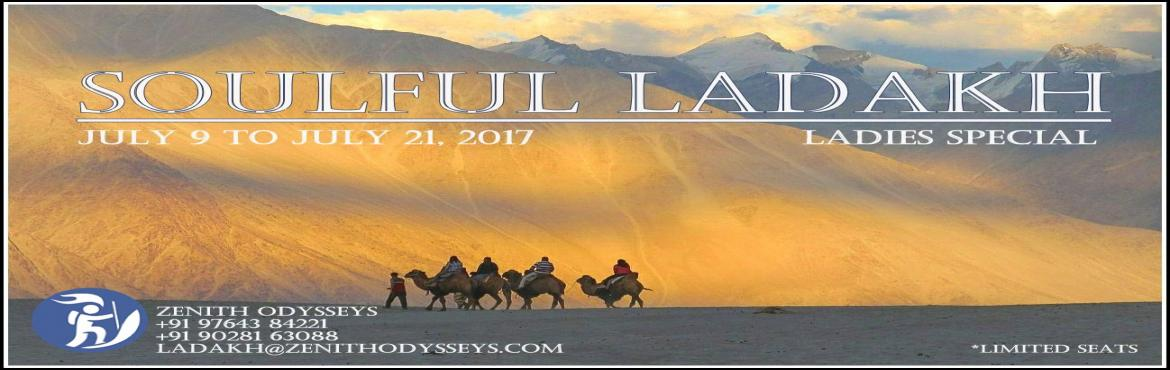 Book Online Tickets for Julley Ladakh, Pune.    Ladakh - the land of passes, has always attracted every traveler. Often, described as piece of broken moon, Ladakh is a high altitude civilization. Ladakh is full of pleasant surprises with monasteries and natural phenomena like high altitude