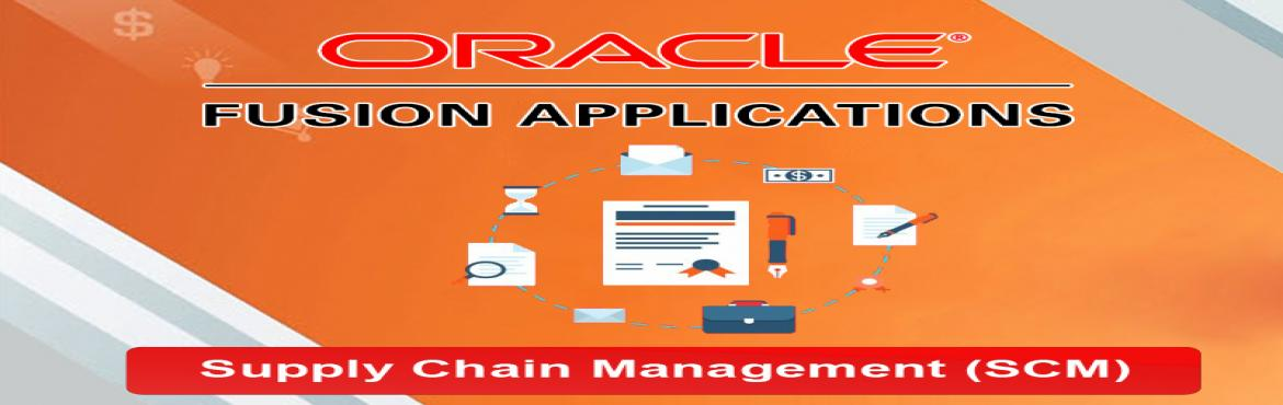 Oracle Fusion Functional SCM and Procurement Online and Classroom Training - Rizetrainings.com