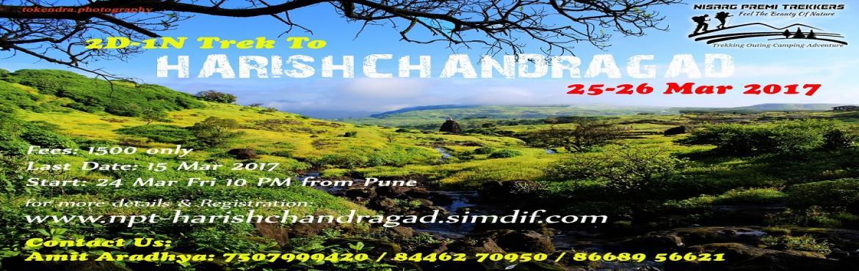 Night Trek and Camping at HarishchandraGad on 25 26 Mar 2017 by NisargPrmiTrekkers