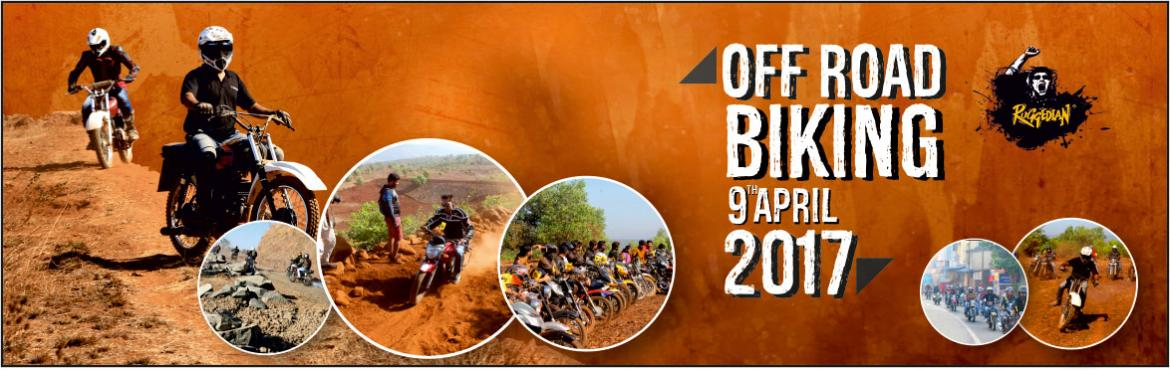 Book Online Tickets for Off-Road Biking, Kolhapur.  Get ready to live your life full throttle! Ruggedian CLUB brings you the ride of your life! There's gonna be adrenaline in the air and wind in your hair. So get your gear on and join us; as we go on a ride into the wild. Looking at last year\'