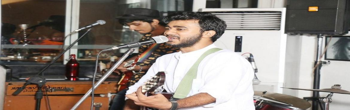 Deepak Live at Nukkad Cafe - Powered by StarClinch