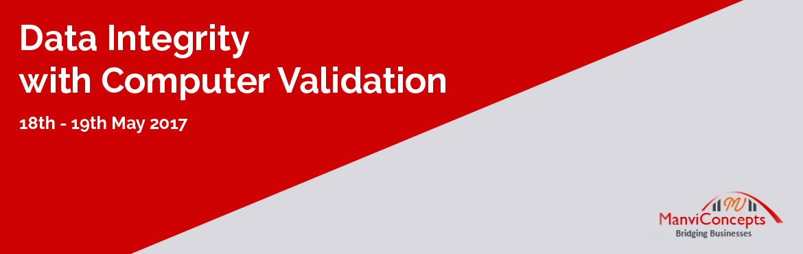 Data Integrity with Computer Validation