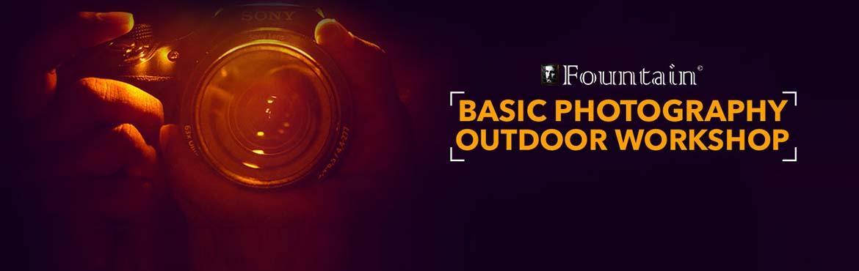 Basics Photography Outdoor Workshop at Golkonda Fort 4 PM