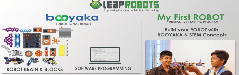 My First Robot - Robotics Summer Camp - 2017
