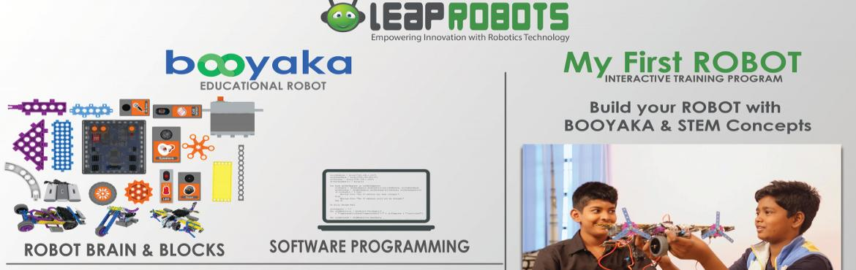 My First Robot - Robotics Summer Camp - 2017 copy