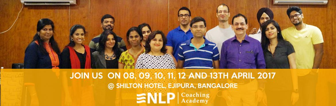 Book Online Tickets for NLP Practitioner program with five certi, Bengaluru. ABNLP (American Board of NLP) approved Practitioner certificate and International Coach Federation (ICF) approved certificates (Associate Coach & Wellness Coach) Imagine doing a Program with certificates from two most recognized brands in NLP and